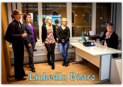LinkedIn Bistro